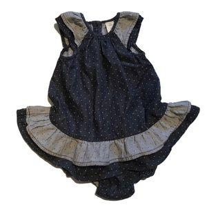 🧚♀️4/$25 + $5 Tucker and Tate baby girl dress